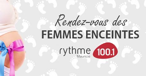21 JUIN – RENDEZ-VOUS DES FEMMES ENCEINTES – RYTHME FM